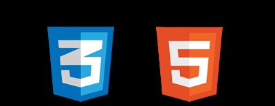 Technologie HTML5 CSS3